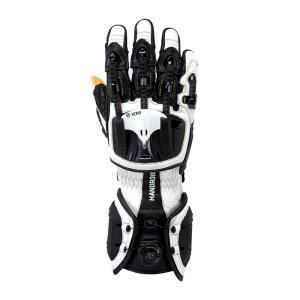 バイク用プロテクショングローブ ノックス ハンドロイド ホワイト(日本正規代理店) KNOX Handroid|japex
