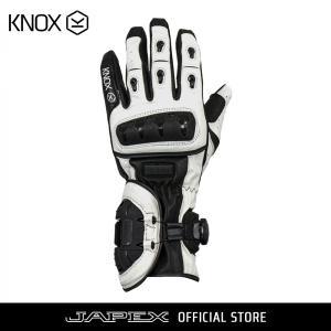 バイク用プロテクショングローブ ノックス ネクソス ホワイト(日本正規代理店) KNOX NEXOS|japex