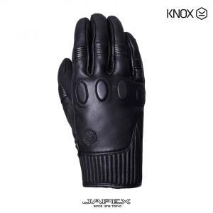 バイク用プロテクショングローブ ハンブリー ブラック(日本正規代理店) KNOX HANBURY|japex