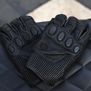 バイク用プロテクショングローブ ハンブリー ブラック(日本正規代理店) KNOX HANBURY|japex|03