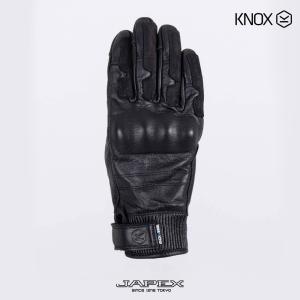 ノックス KNOX バイク用 防水 ツーリング グローブ レディース ハドリー MK2 / KNOX hadleigh MK2 ブラック|japex