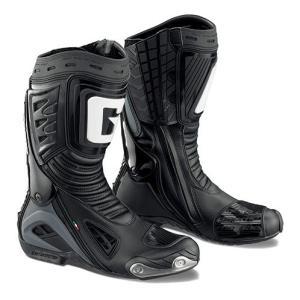 ガエルネ オンロードブーツ ジーアールダブル・ジーピー / GAERNE G-RW GP ブラック(正規輸入品)|japex