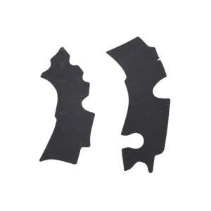 VIBRAM FramePads TM BLACK / ビブラム フレームパッド TM ブラック|japex