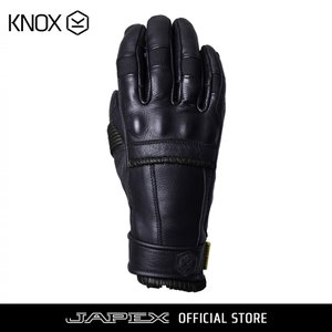 ノックス KNOX バイク用プロテクション グローブ ウィメンズ ウィップ / Whip ブラック japex