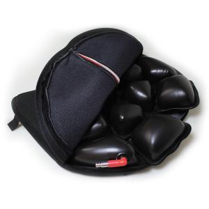 大型バイク向けシートクッション(医療用技術使用)エアホーク2R(日本正規代理店) AIR HAWK2R|japex|02