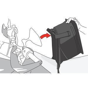 バイク用防水バッグ エンデュリスタン サンドストーム3S タンクバッグ(日本正規代理店) ENDURISTAN SANDSTORM3S TANKBAG|japex|06