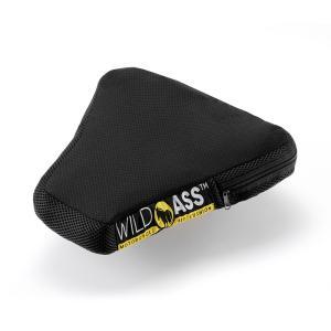 中型バイク向けシートクッション ハイブリッド仕様・エアセル3層構造:ワイルドアス スポーツ エアゲル(60日間返品保証 / 日本正規代理店) WILDASS|japex|02