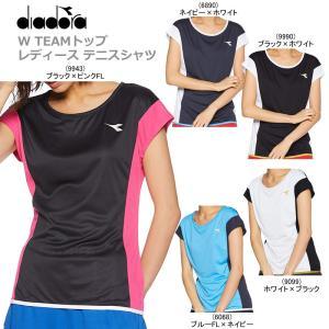 品名:テニスウェア レディス Tシャツ/品番:DTP8597/素材※ポリエステル100%/特徴:練習...