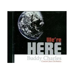 [import]<中古CD> Buddy Charles Concert Jazz Orchestra /We're Here