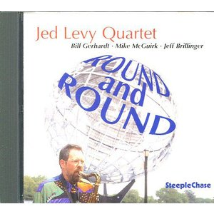 [import]<中古CD> Jed Levy / Round And Round