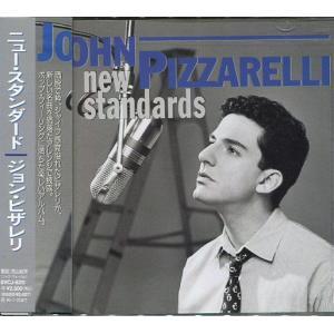 <中古CD>ジョン・ピザレリ / ニュー・スタンダード (BVCJ-620)