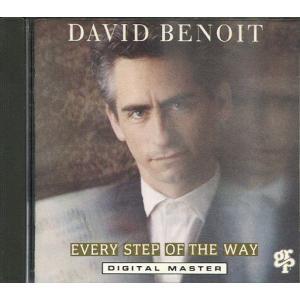 [import]<中古CD> デビッド・ベノワ / Every Step of the Way