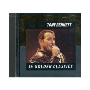 [import]<中古CD> Tony Bennett / Unforgettable Tony Bennett: 16 Golden Classics