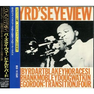 <中古CD>ドナルド・バード / Byrd's Eye View (TOCJ-5886)