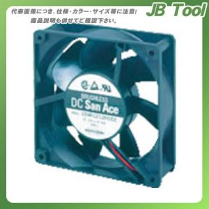 SanACE 標準ファン(120×38mm DC24V-リード線仕様) 109R1224H102
