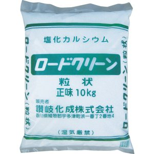 ■メーカー ●讃岐化成(株)  ■仕様 ●色:白●容量(kg):10  ■材質・仕上げ ●塩化カルシ...