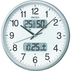 SEIKO 電波掛時計 P枠 KX383Sの関連商品6