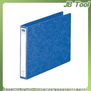 リヒトラブ リングファイルA4E 藍 F-833アイの商品画像