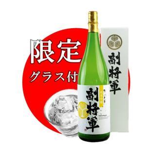 清酒15% 副将軍 純米吟醸 720ML jbshuhan