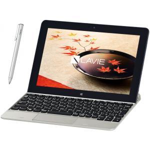 新品同様 NEC LAVIE Tab W TW710/CBS PC-TW710CBS [スパークリングシルバー]