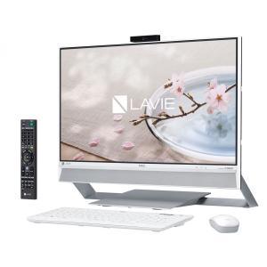 新品同様 NEC LAVIE Desk All-in-one DA770/DAW PC-DA770DAW [ファインホワイト](MS Office Business Premium 付き)|jbuy