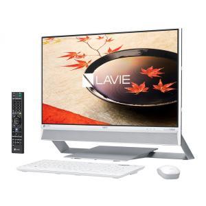 新品同様 NEC LAVIE Desk All-in-one DA770/FAW PC-DA770FAW [ファインホワイト](MS Office Business Premium 付き)|jbuy