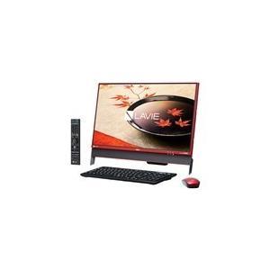 新品同様 NEC LAVIE Desk All-in-one DA370/FAR PC-DA370FAR [クランベリーレッド](Office Personal Premium 付き)|jbuy