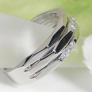 pt900 ダイヤモンド リング ダイヤ リング マリッジリング 指輪 プラチナ PT プラチナリン...
