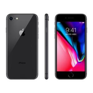 ★中古美品 Apple iPhone8 64GB SIMフリー スペースグレイMQ782J/A A1...