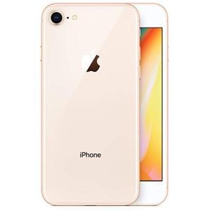 ★中古美品 Apple iPhone8 64GB SIMフリー ゴールドMQ7A2J/A A1906...