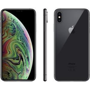 ★新品未使用★Apple SIMフリー iPhoneXS MAX 256GB スペースグレイNT6U...