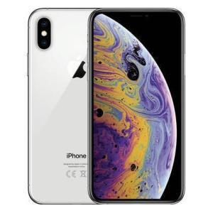 ★新品未使用★Apple SIMフリー iPhoneXS MAX 256GB シルバーMT6V2J/...