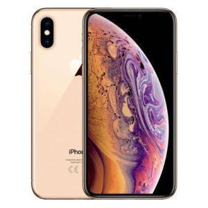 ★新品未使用iPhone XS 512GB  SIMフリー ゴールドMTE52J/A A2098 正...
