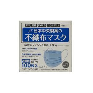 日本中央製薬の不織布マスク|jcp-healthy-life