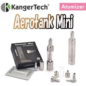 Kangertech  Aerotank Mini Atomizer エアロタンク ミニ アトマイザー 電子タバコ|jct-vape