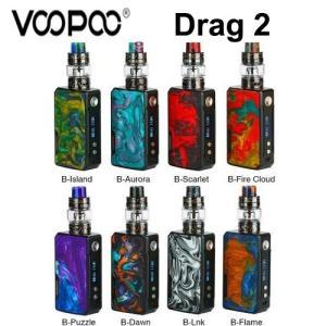 VOOPOO Drag 2 スターターキット 177W T2 アトマイザー キット 電子タバコ|jct-vape