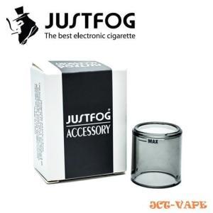 FOG1 JUSTFOG 交換 ガラス カバー 部品 パーツ フォグワン 電子たばこ VAPE 電子タバコ|jct-vape