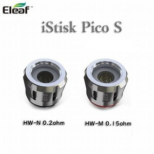 Eleaf HW-N / HW-M Ello 交換用 コイル 5個入り ELLO Duro Atomizer / Pico S /  iJust 3 / 電子タバコ|jct-vape