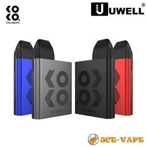 UWELL CALIBURN KOKO 新作 カリバーン ココ PODシステム ボタンなしで吸える 電子タバコ|jct-vape