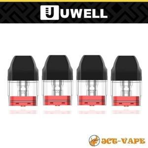 Uwell Caliburn & KOKO Replacement Pods 交換ポッド 2ml 1.2Ω 4pcs 電子タバコ|jct-vape