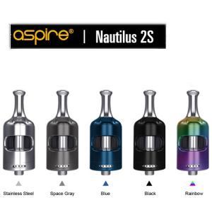Aspire Nautilus2S Tank クリアロマイザー ノーチラス2S 電子タバコ jct-vape