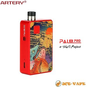 ARTERY PAL 2 PRO POD Monster Squad 1000mAh スターターキット 電子タバコ VAPE|jct-vape