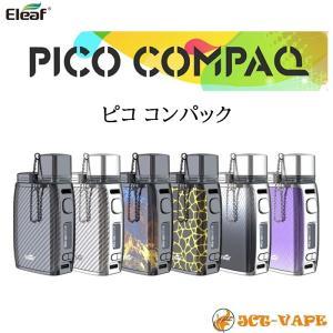 Eleaf PICO COMPAQ Starter Kit 電子タバコ VAPE|jct-vape
