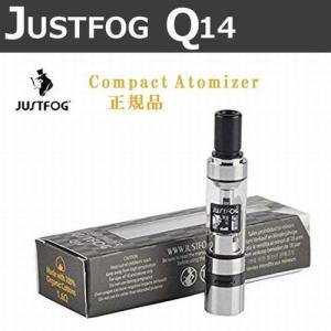 Q14 アトマイザー JUSTFOG  ジャストフォグ 電子タバコ|jct-vape