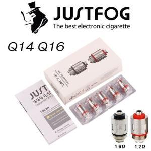 JUSTFOG Q14 Q16 P16 コイル ジャストフォグコイル 5個入り 正規品 電子タバコ|jct-vape