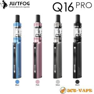 Q16 Pro Starter Kit JUSTFOG 電子タバコ VAPE|jct-vape