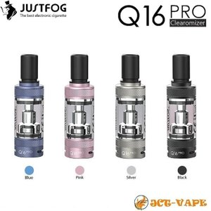 Q16 Pro 標準アトマイザー JUSTFOG 電子タバコ VAPE|jct-vape