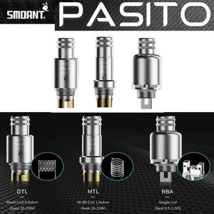 Smoant Pasito Coil コイル 3個入り 電子タバコ|jct-vape