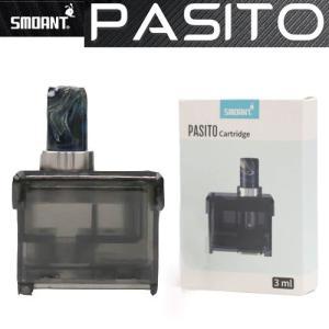 Smoant Pasito Pod Cartridge 3ml ポッド カートリッジ 電子タバコ|jct-vape