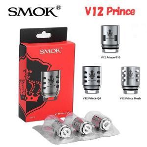 Smok V12 TFV12 Prince Q4 T10 Mesh Coil 電子タバコ コイル 3pcs|jct-vape